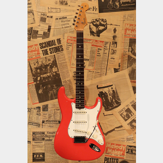 "Fender 1965 Stratocaster ""Original Fiesta Red"" From Joe Bonamassa Collection"""
