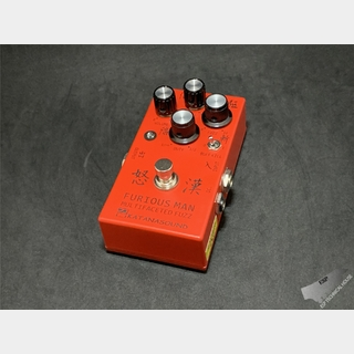 "KATANA SOUND Furious Man ""怒漢"" Multifaceted Fuzz"