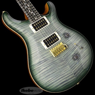 "Paul Reed Smith(PRS) Private Stock #8473 Custom24 ""Custom Tree of Life"" Faded Sage with Dark Green Smoked Burst"