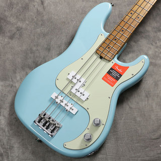 Fender Limited Edition American Pro PJ Bass Roasted Maple Neck w/ White PU Cover Daphne Blue 【新宿店】