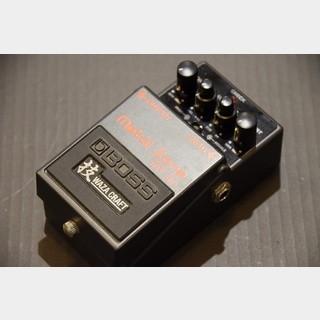 BOSS MT-2W Metal Zone 技Craft 【MC津田沼店】