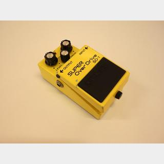 BOSS SD-1 SUPER OverDrive 1982【Made In Japan】