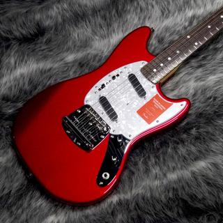 Fender Made in Japan Traditional 70s Mustang Candy Apple Red/MH 【12月の目玉新品商品】 【刈谷店】