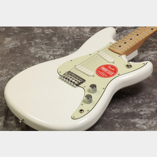 Fender Duo Sonic Maple Arctic White 【S/N MX17893279】【池袋店】