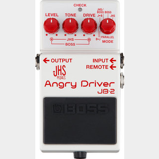 BOSS  × JHS Pedals JB-2 Angry Driver【即納可能!】