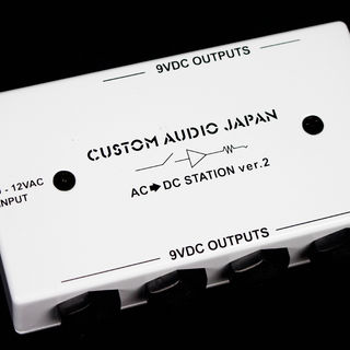 Custom Audio Japan(CAJ) AC/DC Station ver.2