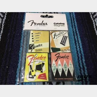 Fender Catalog Magnet