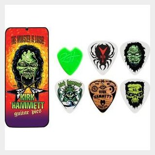 Jim Dunlop Kirk Hammett Signature Picks 0.88mm