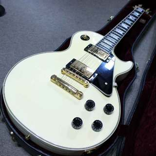 Gibson Custom Shop  Les Paul Custom エボニー指板 2009年製 です。