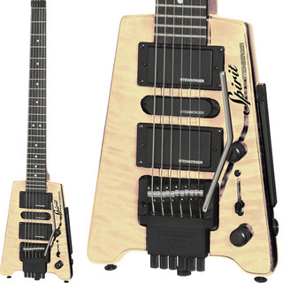 "Steinberger Spirit GT-PRO ""QUILT TOP"" DELUXE (NA/Natural)"