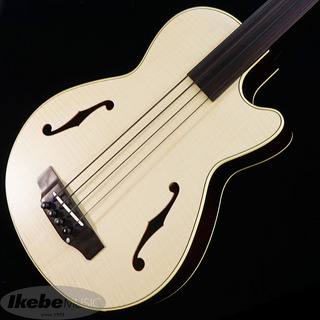 K.Yairi IKB-2 CTM Fretless w/Black Nylon Strings (NAT) [IKEBE Order Model]