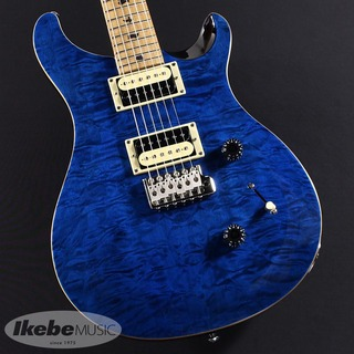 Paul Reed Smith(PRS) SE Custom 24 Roasted Maple Limited (Blue Matteo)