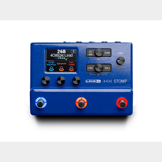 LINE 6 HX Stomp Lightning Blue