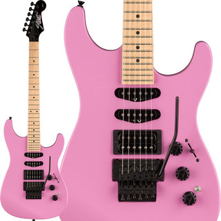 Fender Made in Japan Limited Edition HM Strat (Flash Pink/Maple)