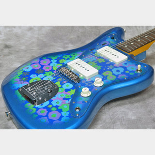 Fender Traditional 60s Jazzmaster Rosewood Fingerboard Blue Flower 【福岡パルコ店】