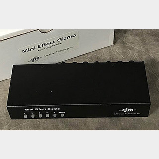 rjm Mini Effect Gizmo Audio Loop Switcher S/N MEG11032【新宿店】