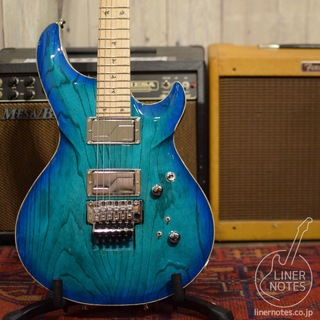G-Life Guitars G-PHOENIX CUSTOM (Deep Royal Blue Turquoise)