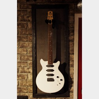 Kz Guitar Works Kz One Solid 3S11 Synchro Olympic White