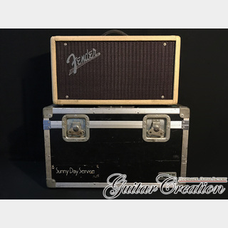 "Fender '63 Reverb Box Reissue【Model 6G15】""Rare Blonde and Oxblood version"" w/Tour Hard Case"