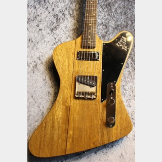 RS Guitarworks TEE Bird Korina Light Aged  #RS1018-14 【極音個体】【極杢個体】【レアスペック】
