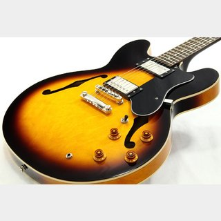 Epiphone Dot Vintage Sunburst (VS)【WEBSHOP】
