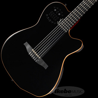 Godin ACS-SA(Synth Access)FAT NECK Black 5年保証!最新生産品入荷!