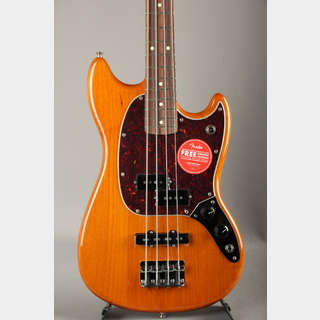 FenderMustang Bass PJ Aged Natural