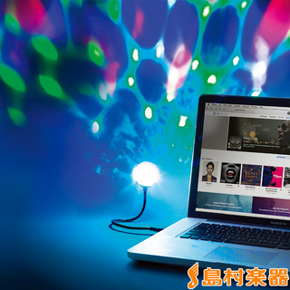 IONParty Ball USB LED パーティーライト