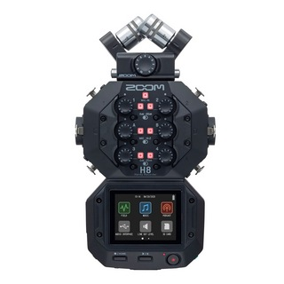 ZOOM H8 Black Handy Recorder ハンディーレコーダー