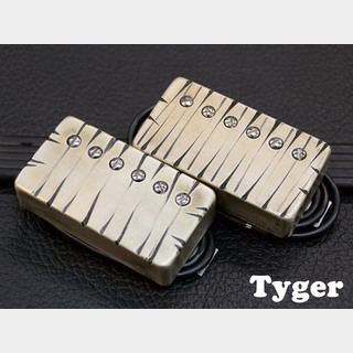 Bare Knuckle PickupsNailbomb Set / Tyger