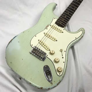 SCOOP CREATION WORKS '62-ST hard aged sonic blue