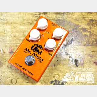 J.Rockett Audio Designs Mr. Moto Tremolo & Reverb【空間的な豊かなトーン!】
