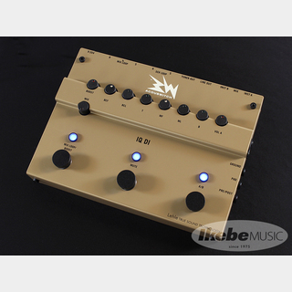 Lehle Acouswitch IQ DI 【Acoustic Preamp DI】
