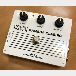 Roger Mayer VooDoo-Bass KAMEDA CLASSIC 【USED】