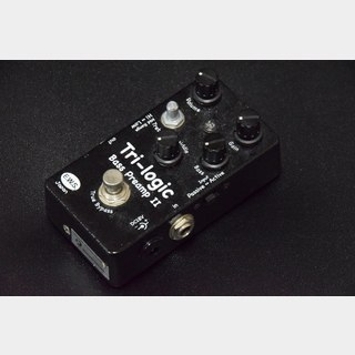 E.W.S. Tri-Logic Bass Preamp 2 【MC津田沼店】