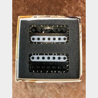 Bare Knuckle PickupsAftermath 7 String Set -BLACK BATTLEWORN RADIATOR- 【7弦用ハムバッカーセット】
