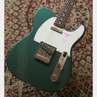 Fender Made In Japan Hybrid 60s Telecaster Sherwood Green Metallic #JD19004258【3.43kg】
