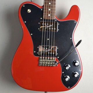 Fender Made in Japan Limited 70s Telecaster Deluxe w/Tremolo RW/Dakota Red【USED】【下取りがお得!】