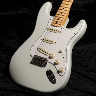 Fender Custom Shop Limited Edition 1969 Stratocaster Journeyman Relic/Cc/Olympic White 【御茶ノ水FINEST_GUITARS】
