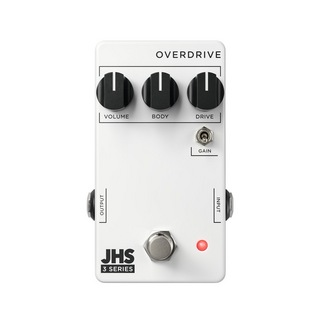 JHS Pedals 3 Series OVERDRIVE ギターエフェクター オーバードライブ