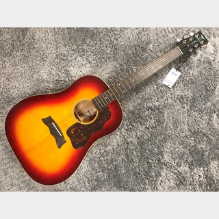 Morris G-021 RBS (Red Brown Sunburst) -Performers Edition-