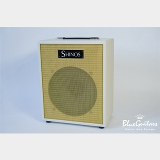 SHINOS ROCKET 【SHINOS & L】 EXTENSION SPEAKER 112 OVAL BACK - Ivory