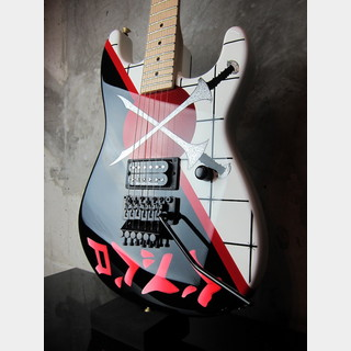 Charvel USA Custom Shop Warren De Martini Signature / Cross Swords
