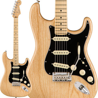 Fender USAAmerican Professional Stratocaster (Natural/Maple) [Made In USA] 【特価】 【2月22日入荷予定】