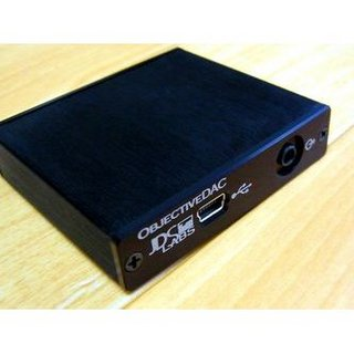 JDS LABS ODAC USB DAC Black