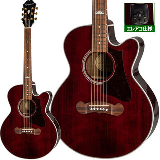 Epiphone EJ-200 Coupe (WR) [スモールサイズのジャンボ] 【4月下旬入荷予定】