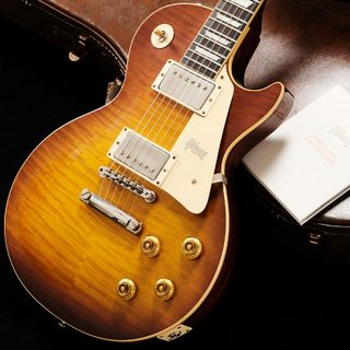 Gibson Custom Shop Ishibashi 80th Anniversary 1959 Les Paul Standard Lightly Aged BOTB P87 【御茶ノ水FINEST_GUITARS】