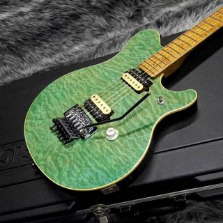 MUSIC MAN AXIS EX Trans Green