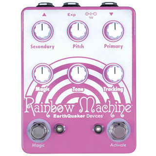Earth Quaker DevicesRainbow Machine Polyphonic Pitch Shifter