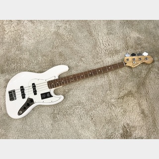 Fender Player Jazz Bass Polar White / Pau Ferro